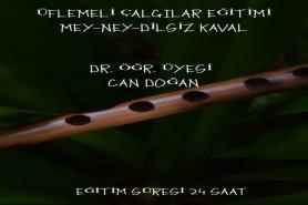 Türk Halk Müziği Üflemeli Çalgılar Eğitimi