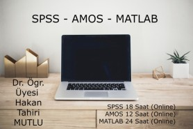 SPSS -AMOS-MATLAB